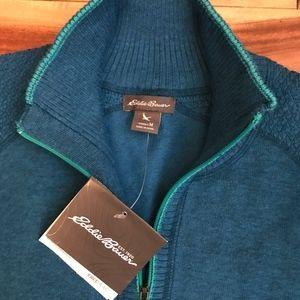 ba0a3d185fa2d Eddie Bauer Sweaters - Eddie Bauer Women s 1 4 Zip Engage Sweater ...